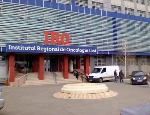 O nouă bancă de celule stem în România Transplant medular la IRO Iaşi