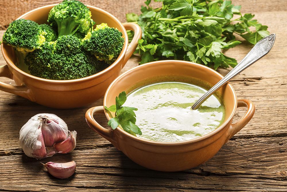supa de brocoli