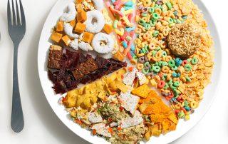 Alimentele procesate, factor major risc