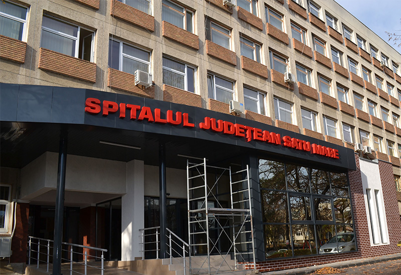 Cancer operat laparoscopic la Satu-Mare