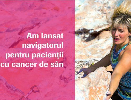 Parteneriat Roche România FABCNavigator pentru pacientele cu cancer de sân